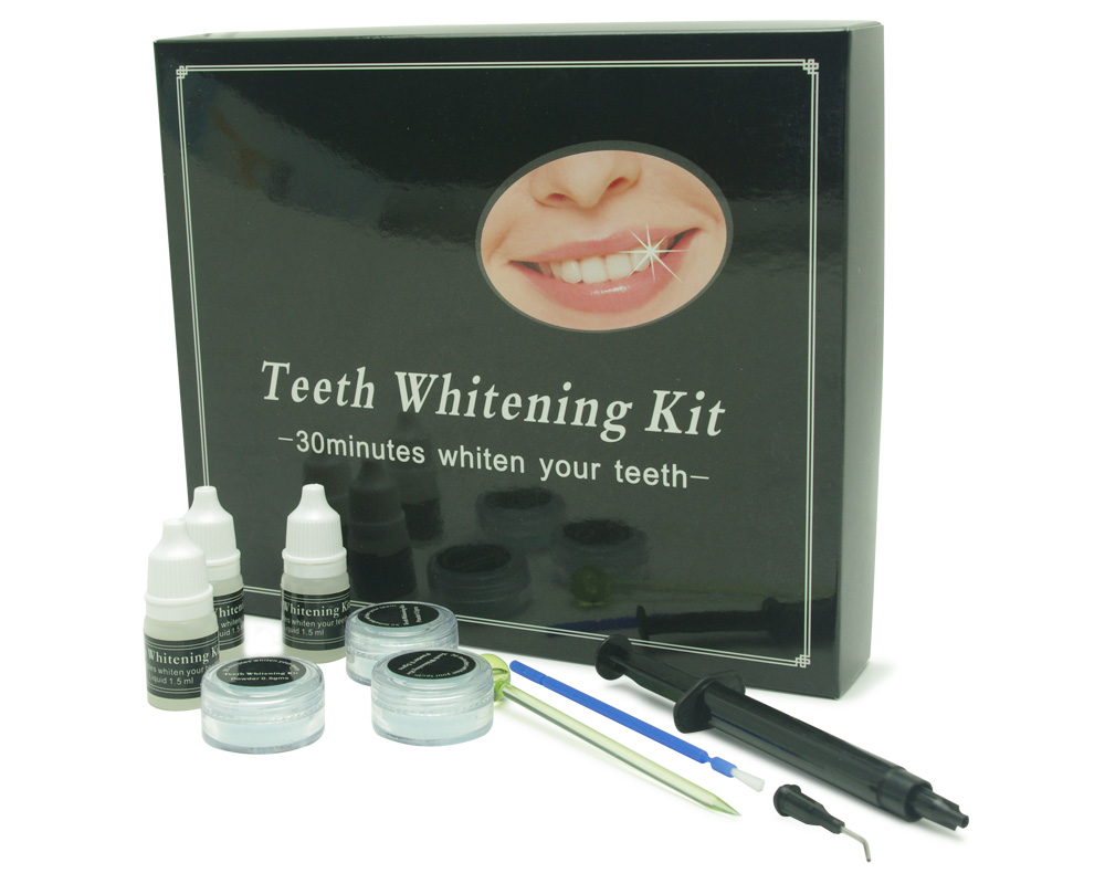 Grinigh Professional Self Mix Teeth Whitening System For